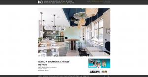 Publikacja projektu SweeFit&Eat w magazynie DesignAlive